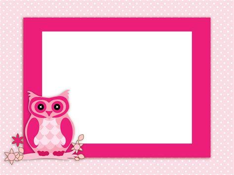 Pink Card owl invitation card pink free stock photo domain