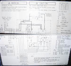 american standard furnace wiring my ac is not turning on the model is american standard single