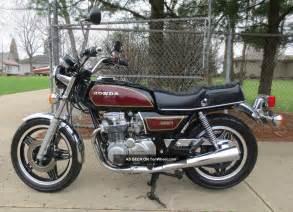 Honda Cb650 1979 Honda Cb650 Paint Motorcycle Bike Ready To Ride