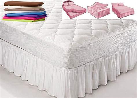 King Single Bed Linen - platform valance sheet 8 quot 10 quot 12 quot 14 quot 16 quot 20 quot frill sizes standard quality home linen
