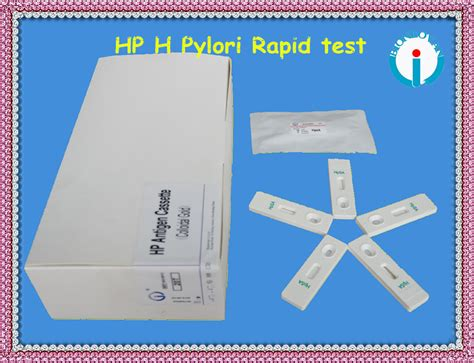 Helicobacter Pylori Stool Antigen Test by Bioneovan H Pylori Rapid Test Kits For Stool Antigen Test