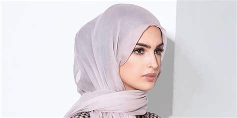 Jilbab Jadi Terbaru teknik ini bikin pemakai jilbab bahan sifon jadi makin anggun gak ketulungan behijab