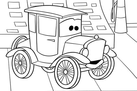 coloring pages cars mack cars coloring pages best coloring pages for