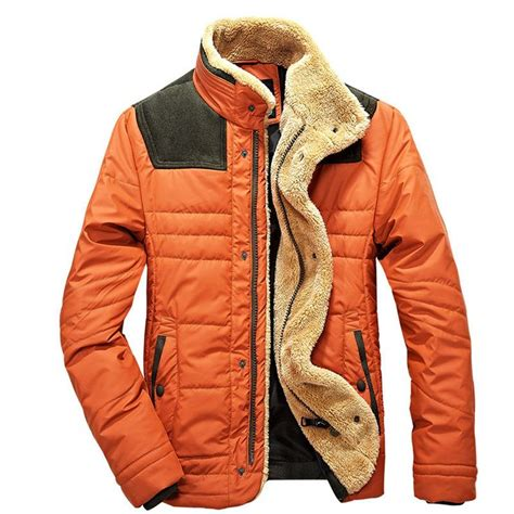 winter motorcycle jacket fashion mens warm winter jacket vintage outerwear