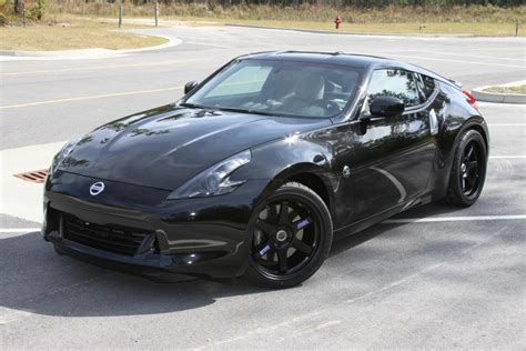 nissan 370z blacked out official magnetic black 370z thread page 24 nissan