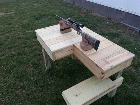diy bench rest for target shooting 1000 images about shooting range gear on pinterest