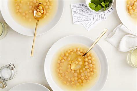 Goop Winter Detox by Goop Chickpea Soup