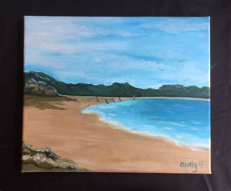 acrylic painting questions and answers paper or canvas that is the question chrissy turley