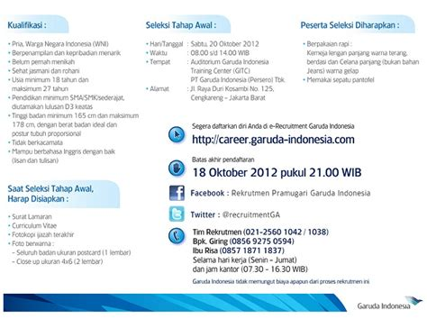 lowongan kerja jakarta design center lowongan kerja pt garuda indonesia karir palcomtech