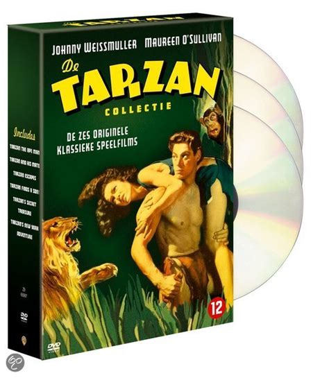 lolibaby collection 8 amazoncom the tarzan collection starring johnny new