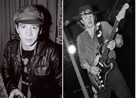 bluesman stevie ray vaughan tribute  austins favorite son  selvedge yard