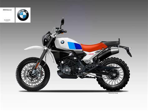 motosketches bmw   classic gs concept