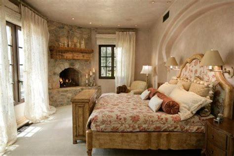 Cozy Bedroom With Fireplace Warm Cozy Master Bedroom With Fireplace Beautiful