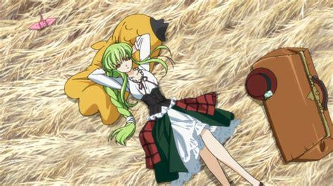 C Anime Ending by C C Code Geass Epilogue Minecraft Skin