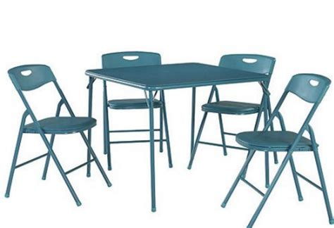 family dollar folding table 5 folding table and chairs set was 48 73 now 29