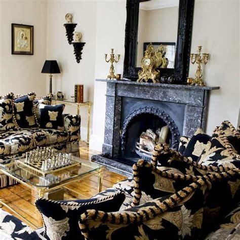 Opulent Living opulent living room housetohome co uk