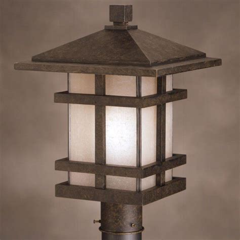 Patio Column Lights Outdoor Pillar Lights Design Knowledgebase