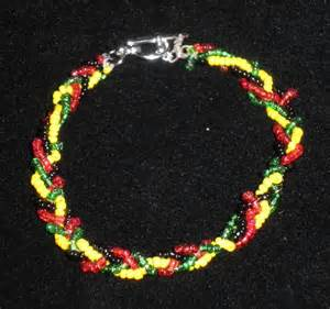 bob marley colors you to see bob marley colors bracelet on craftsy