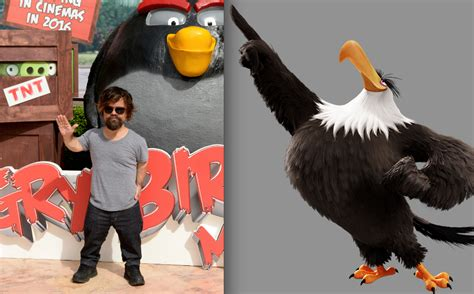 peter dinklage angry birds angry birds meet the actors behind the furious fowl