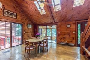 Boston Log Cabins by On The Market A Log Cabin In Saugus