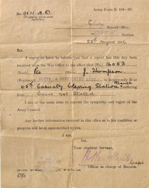 Ww1 Deaths Records Free Huthwaite Thompson J Ww1 Memorial