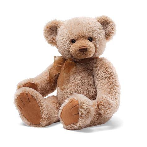 teddy bears soft and cuddly gund brogan golden brown teddy soft
