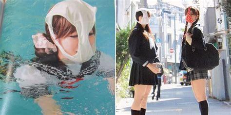 Ibu Tidak Memakai Celana Dalam ragam pakai celana dalam di wajah tren baru di jepang vemale