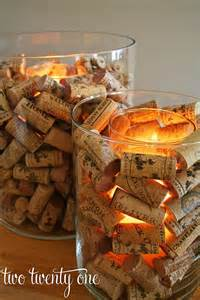 15 creative diy wine cork christmas decorations