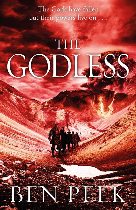 The Godless the godless by ben peek