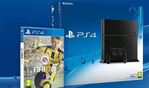 ps4 with price ps4 price cut say sorry for unfulfilled 163 150 fifa 17