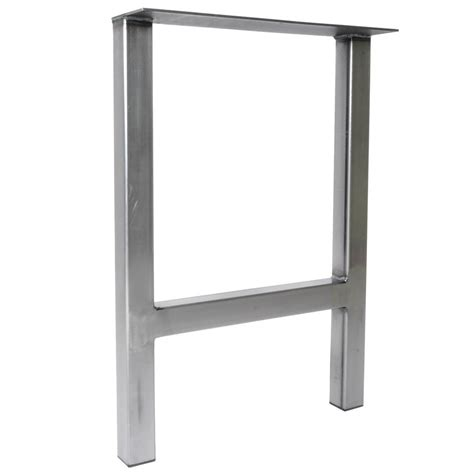 bar height table legs jumbo h frame counter height table leg steel table