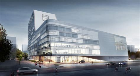 hotel design south west hotel competition proposal henn architects