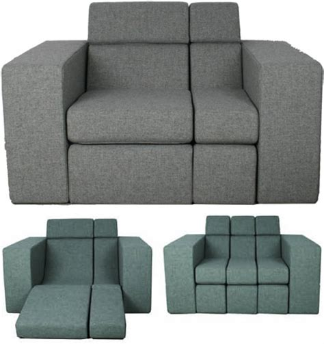combo all in one lounger seat sofa bed