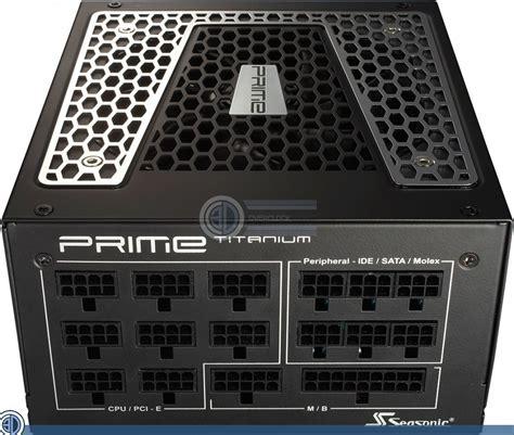 Seasonic Prime Ultra Platinum 1000pd 1000w Modular 80 Platinum oc3d news seasonic flagship prime titanium