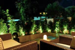 Garden Patio Lights Best Patio Garden And Landscape Lighting Ideas For 2014 Qnud