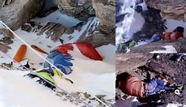 Dead Frozen Bodies On Mount Everest