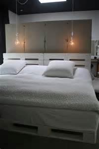 Diy ideas best use of cheap pallet bed frame wood pallet furniture