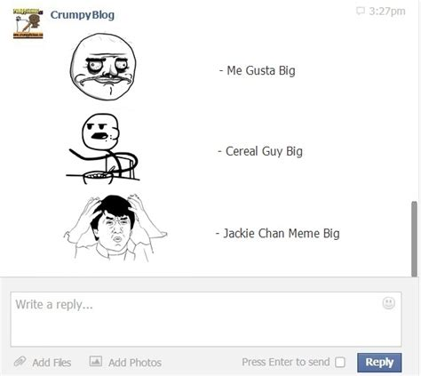 Memes Facebook Chat - okay meme facebook chat big image memes at relatably com