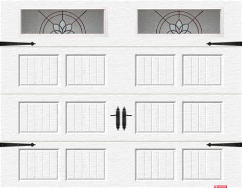 decorative hardware cottage garage door accessories