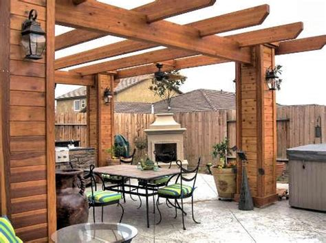 Pergola Rafter End Designs Outdoor Goods Pergola Rafter Ends