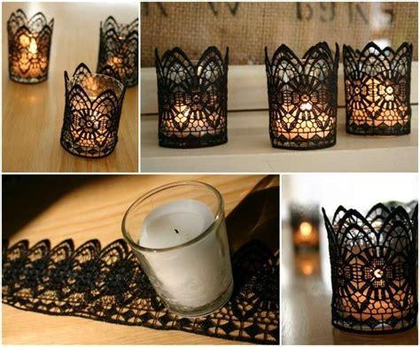 candele bianche candele di natale fai da te come realizzarle con il