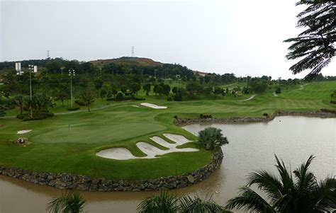 Green Garden Country Club by Palm Garden Golf Club In Kuala Lumpur Golf Course In