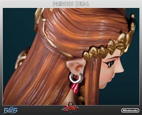 princess zelda hair legend of zelda twilight princess statue