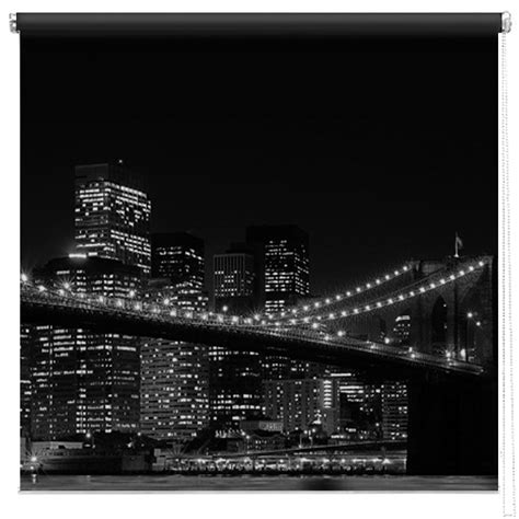 Ny Blinds printed picture photo roller blinds digitally printed