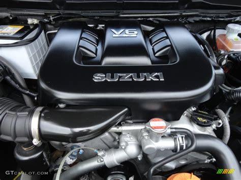 Suzuki V6 Engine 2007 Suzuki Grand Vitara Luxury 2 7 Liter Dohc 24 Valve V6