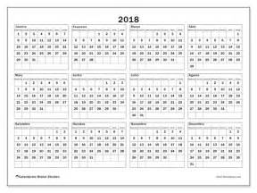 Calendario 2018 Em Portugues Calend 225 Para Imprimir 2018 Romulus Portugal