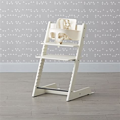 tripp trapp chair used white stokke tripp trapp chair baby set the land of nod