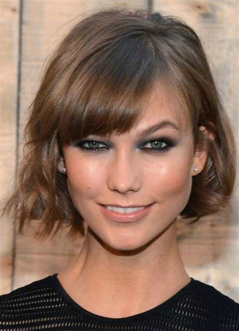 35 awesome bob haircuts with bangs makes you truly layered short bob haircut with bangs haircuts models ideas