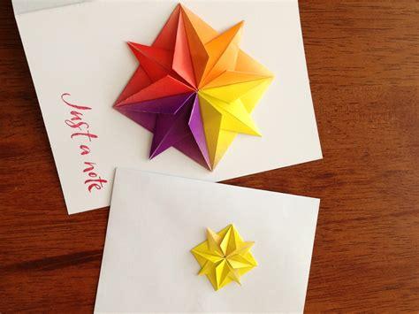 Origami Greeting Cards - origami greeting card make