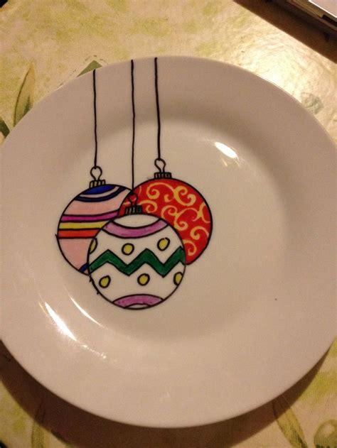 18 best santa plate images on pinterest christmas plates